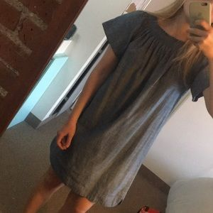 Jcrew loose dress
